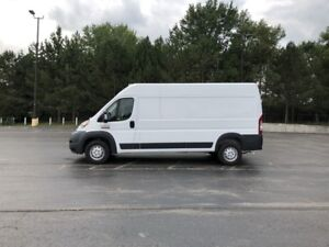 2017 Ram PROMASTER 3500 HIGH ROOF FWD
