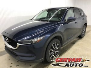 Mazda CX-5 GT AWD GPS Cuir Toit Ouvrant MAGS 2017
