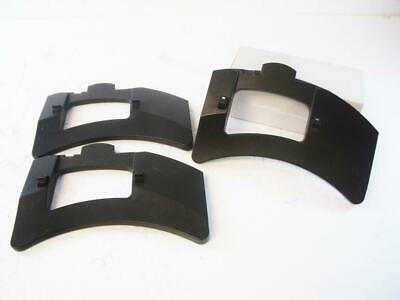 Lot Of 3 Replacement Desk Stand For Polycom Soundpoint Ip 501 550 601 650 Phone