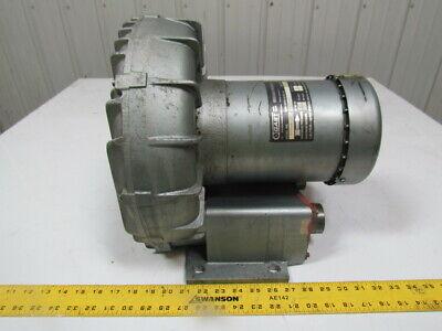 Gast Regenair R5320a-10 Vacuum Blower 2hp 165 Cfm 2od Ports