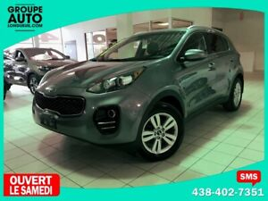2017 Kia Sportage LX / TRACTION INTEGRAL / CAMERA / BLUETOOTH /