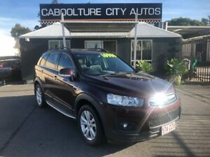 2014 Holden Captiva CG MY14 7 LT (AWD) Maroon 6 Speed Automatic Wagon Morayfield Caboolture Area Preview