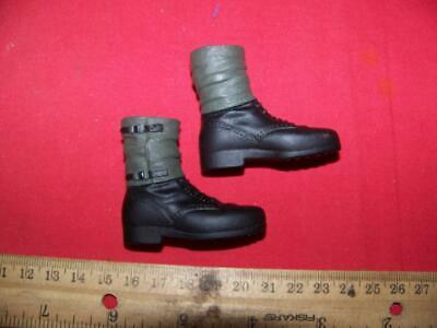Spats, Gaiters, Puttees – Vintage Shoes Covers 1:6th Scale Dragon WWII Boots w/Spats #855 $4.24 AT vintagedancer.com
