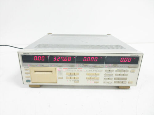 YOKOGAWA 2531 DIGITAL POWER METER THREE ELEMENT ~ 253130 -C1-3-D/B5/DA/HRM/Z