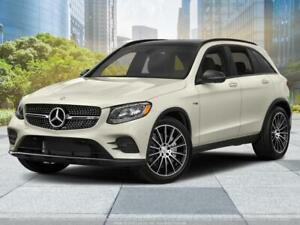 2019 Mercedes Benz GLC43 AMG 4MATIC SUV