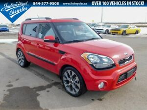 2013 Kia Soul BLACK | Bluetooth | Sunroof