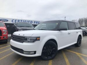 2018 Ford Flex Limited AWD|VISTA ROOF|NAVIGATION|LEATHER|REMO...