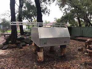 Alloy, tray, canopy and roof rack Bendigo Bendigo City Preview
