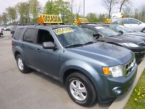 2011 Ford Escape XLT FWD 6CYL AUT AC MAGS TOUTE EQUIPE