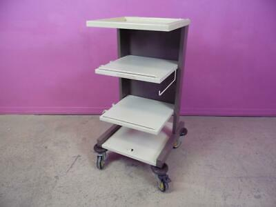 Olmpus Keymed Endoscopy Cart Endoscopic Compact Rolling Mobile Tower Stand