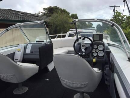 Quintrex 560 Freedom Cruiser 2007
