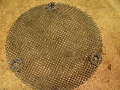 Wisconsin S7d 1 Cylinder Engine Flywheel Screen Dented