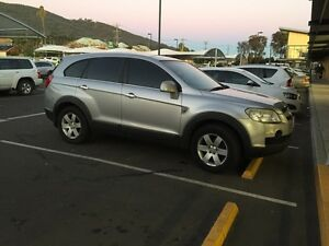 2007 Holden captiva Cooks Hill Newcastle Area Preview
