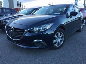 2014 Mazda Mazda3 GX-SKY, JAMAIS ACCIDENTÉ, UN SEUL PROPRIÉTAIRE