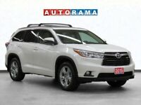 2015 Toyota Highlander Limited 4WD Navigation Leather PSunroof B City of Toronto Toronto (GTA) Preview