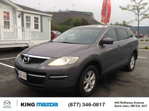 2007 Mazda CX-9 GS - 7 PASSENGER..AWD...ONE OWNER GS - 7 PASSENG