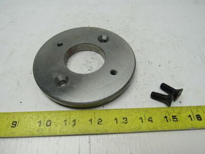 Dme 6502 4.990 Dia. Plastic Mold Locating Ring Extension Nozzle Type Wscrews