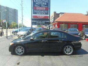 2009 Acura CSX LOADED/ SUNROOF/ LEATHER / ICE A/C / ALLOYS /