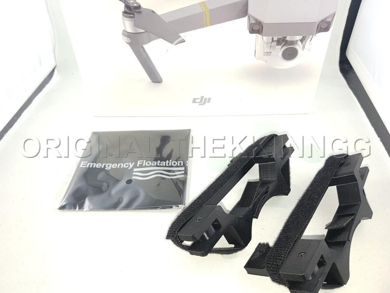 DJI Mavic pro Foldable WATER  protector BLACK EDITION DRONE compact Travel float