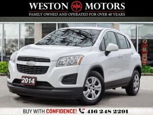 2014 Chevrolet Trax LS*POWER GROUP*BLUETOOTH*AUX!!*
