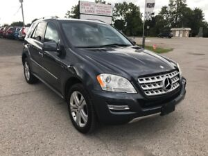 2011 Mercedes-Benz ML 350 BLUETEC
