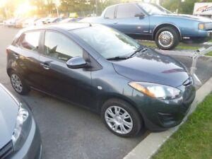 2011 Mazda Mazda2 GX AUT AC TOUTE EQUIPE BAS KM BELLE CONDITION