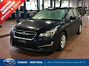 2015 Subaru Impreza 2.0i Hatchback One owner, lease return