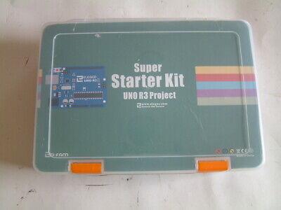 Elegoo Arduino Super UNO R3 Project Kit-missing Buzzers &74HC595 (8Bit register)