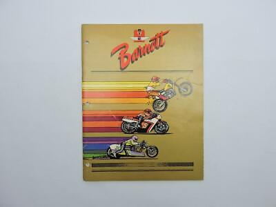 Vintage Barnett Motorcycle Parts And Accessories Honda BMW Suzuki B9078