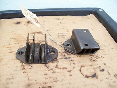 International Farmall 200 Tractor Shifter Rail Guides