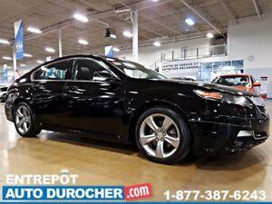 2013 Acura TL AUTOMATIQUE - TOIT OUVRANT - CUIR