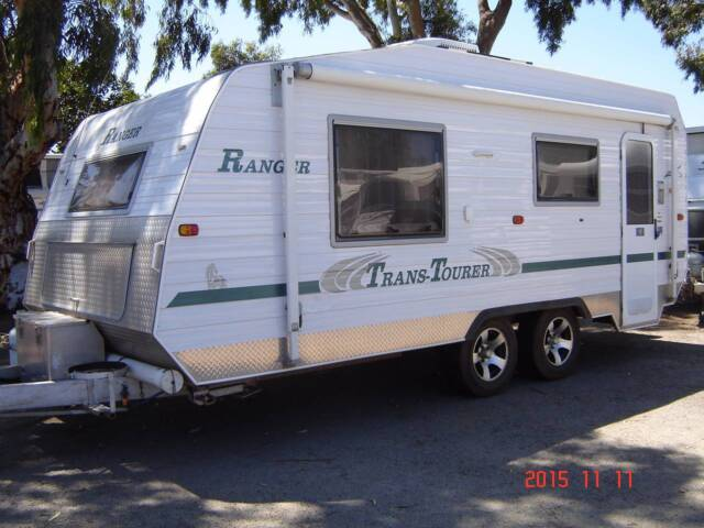 Amazing FOR SALE Supreme Caravan