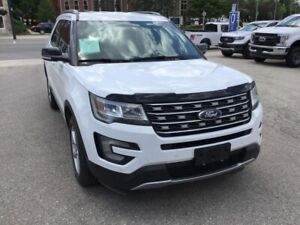 2016 Ford Explorer XLT | 4WD | One Owner | Bluetooth