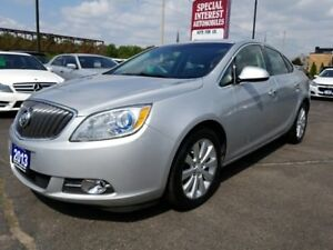 2013 Buick Verano Leather Package ACCIDENT FREE !!  ONE OWNER...