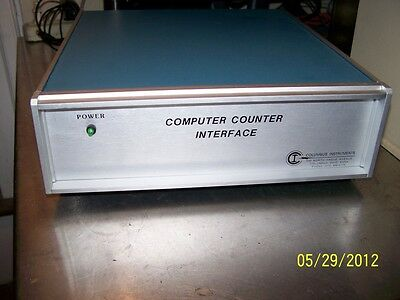 Columbus Instruments Computer Counter Interface For Animal Activity Meter
