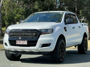 2017 Ford Ranger PX MkII 2018.00MY XL 6 Speed Sports Automatic Utility Southport Gold Coast City Preview