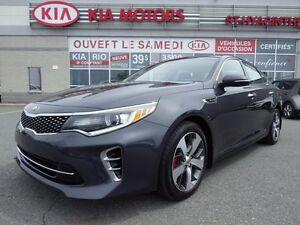 2016 Kia Optima SX TURBO ** CUIR / TOIT / MAGS / NAVI