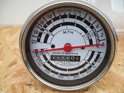 Allis Chalmers D14 D15 And D17 Tractors Tachometer Free Shipping