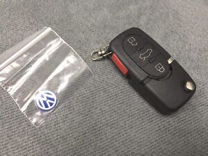 Jetta Key: Keyless Entry Remote / Fob | eBay