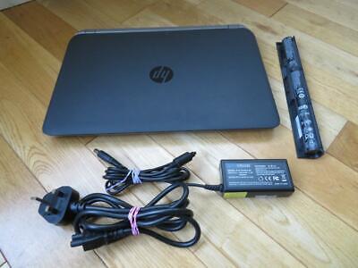 """Laptop Windows - HP ProBook 450 G2 Intel Core i5 8GB RAM 128GB SSD 15.6"""" Laptop Windows 10"""