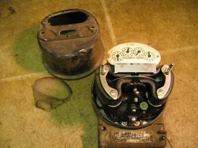 Vintage Sangamo Electric Co Hc Watthour Meter
