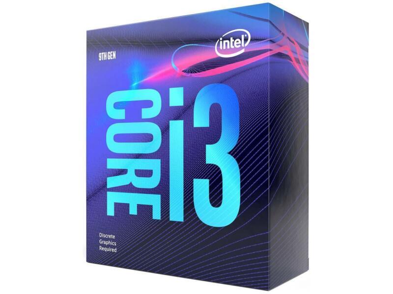 Intel Core i3-9100F Coffee Lake 4-Core 3.6 GHz (4.2 GHz Turbo) LGA 1151 (300 Ser