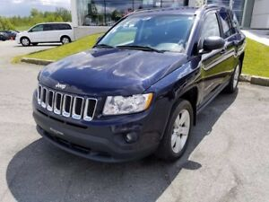 2011 Jeep Compass NORTH*AC*CRUISE*BAS MILLAGE*JAMAIS ACCIDENTE