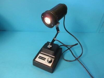 Bausch Lomb Stereo Microscope Illuminator Gooseneck Light Source Cat. 31-35-28