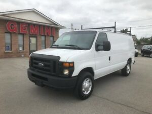 2012 Ford E-250 Commercial 6 Month Powertrain Warranty