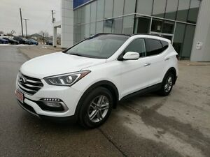 2017 Hyundai Santa Fe Sport 2.4 SE PANORAMIC SUNROOF | HEATED...