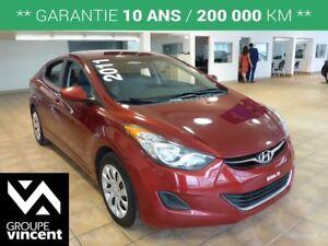 2011 Hyundai Elantra GL**REGULATEUR DE VITESSE**