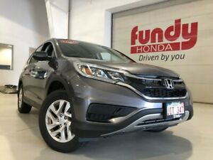 2015 Honda CR-V SE ONE LOCAL OWNER