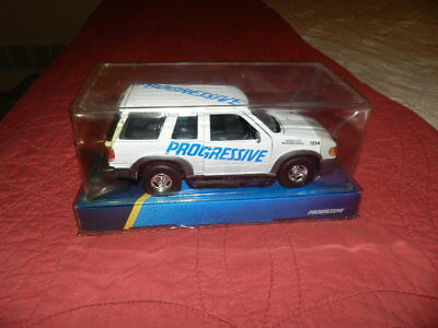 Progressive Insurance 1 24 Scale Ford Explorer Response Vehicle