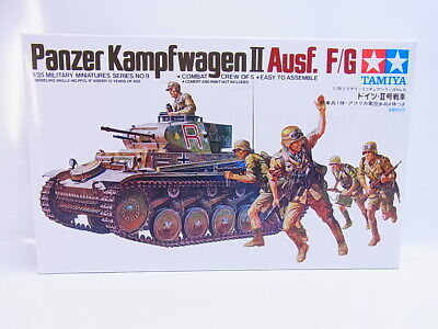 LOT 59150 | Tamiya 35009 Panzer Kampfwagen Ausf. F/G 1:35 Bausatz NEU OVP
